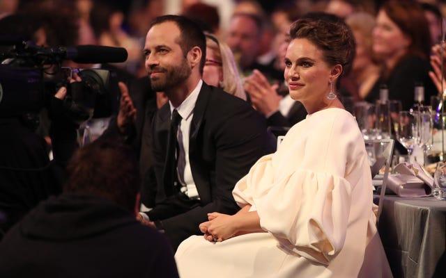 Natalie Portman dit que la clé d'une peau claire est soit le végétalisme, soit l'âge de 30 ans
