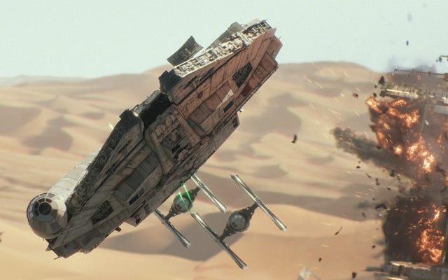 Les premiers détails de l'importance du Millennium Falcon dans le film Han Solo sont filtrés