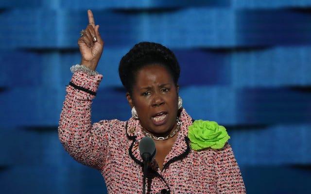 シーラジャクソンリーはハウスフロアでオバマケアを擁護し、共和党議員は彼女を「ヒステリー」と呼ぶ