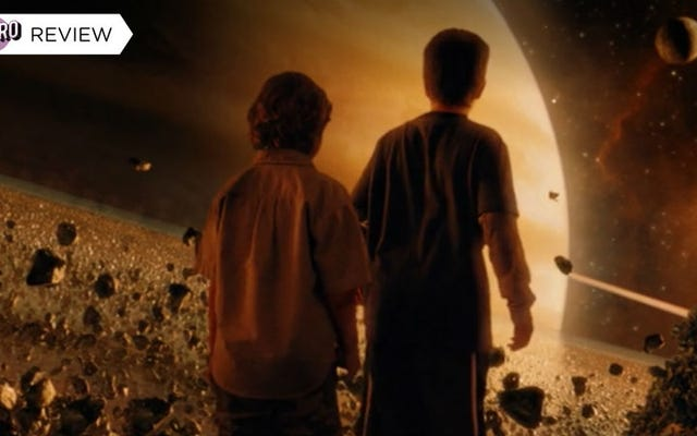 15年後、ザスーラ:宇宙冒険は時間の経過とともに失われた映画です
