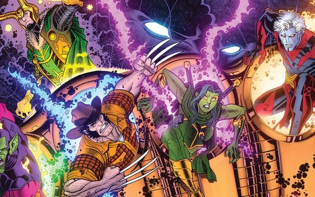 Marvel'in Gizli İmparatorluk Büyük Yeni Çizgi Roman Etkinliğini Ortaya Çıkardıktan Sonra Daha Az Çizgi Roman Etkinliği Sözü