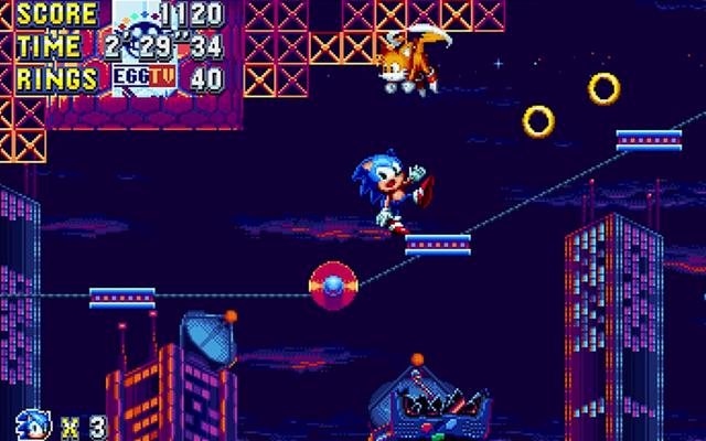 Sonic Mania ma tajny tryb żartu i jest doskonały