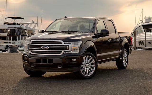 2019フォードF-150限定高級トラックがラプターズの450HPエンジンを取得