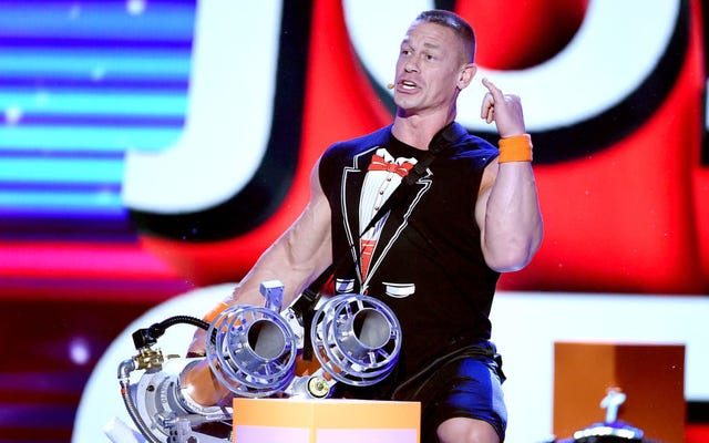 John Cena, Perwujudan Hidup dari Film Transformers, Telah Bergabung dengan Spinoff Bumblebee