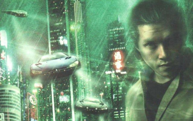 นวนิยาย Cyberpunk คลาสสิก Altered Carbon กำลังกลายเป็นซีรี่ส์ Netflix