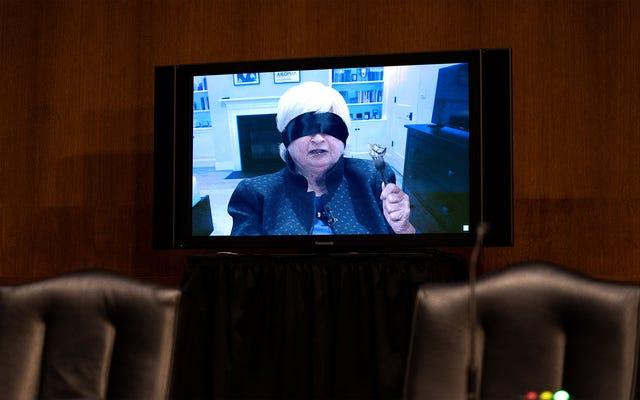 Janet Yellen Xóa Xác nhận Chính Vội vàng Sau khi Xác định Chính xác Hóa đơn $ 5 Trong Thử nghiệm Vị giác Khiếm thị