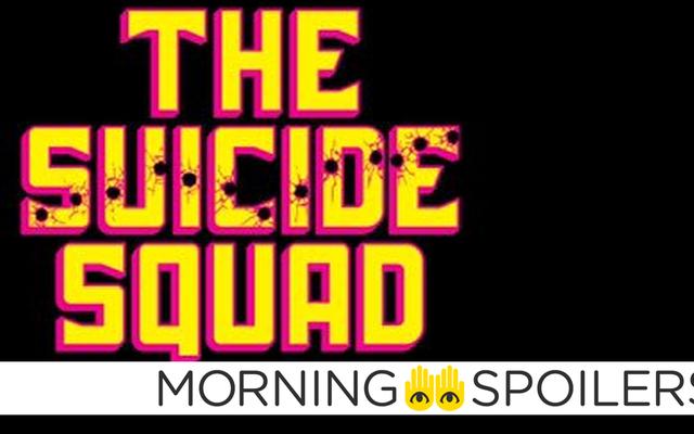 Więcej plotek z drużyny samobójców na temat tożsamości tajemniczej postaci Idrisa Elby