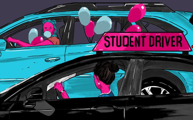Come imparare a guidare da adulto