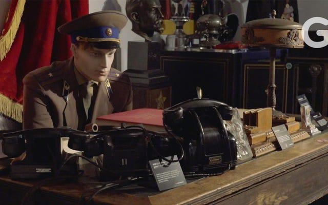 ニューヨークの病的なKGB博物館はスパイオタクのためのものです