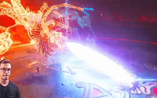 ブレスオブザワイルドプレーヤーは、武器なしでシールドのみを使用してゲームを打ち負かします