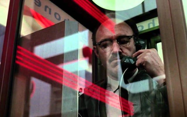 Watergate n'est pas la seule fréquence frappée par Francis Ford Coppola avec The Conversation