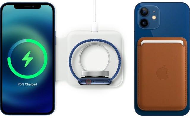 Ce n'est pas AirPower, mais Apple a un chargeur sans fil pour votre téléphone et votre montre