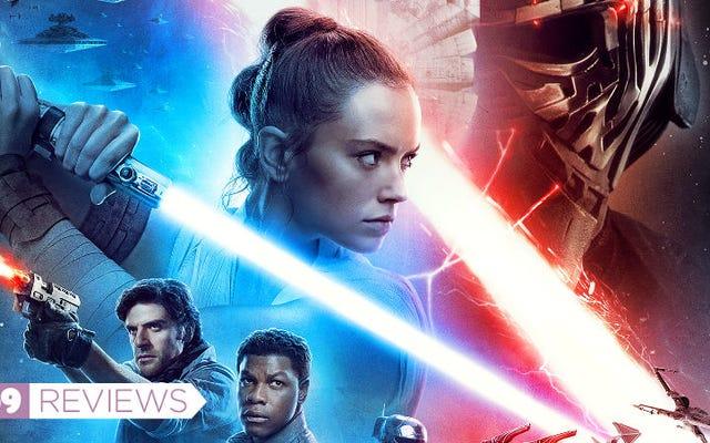 Star Wars: The Rise of Skywalker es una forma decepcionante de terminar una saga