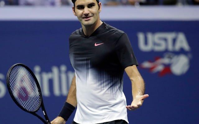 «Это отстой»: как победили Роджера Федерера