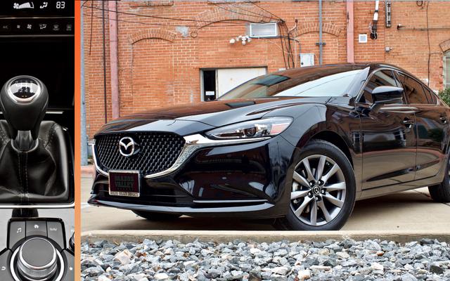 La Mazda 6 2019 pourrait perdre la transmission manuelle: rapport [Mise à jour: Mazda le confirme]