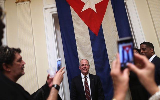 説明のつかない「音響兵器攻撃」が米国とキューバの関係を爆破している