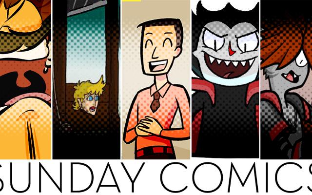 Sunday Comics: spegni quel gioco!