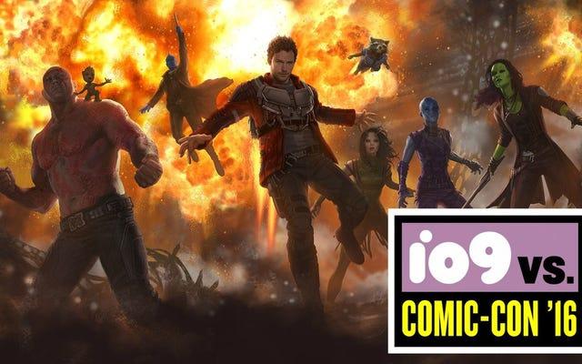 Guardiani della Galassia Vol. 2 Rivela chi è il papà di Star-Lord, ed è stupendo (aggiornato!)