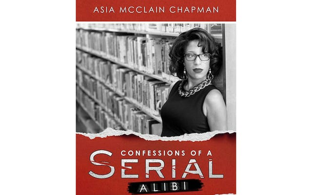 シリアルのアジア・マクレーンがアドナン・サイードについての本を書いている