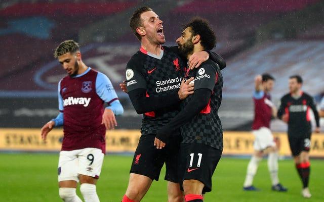 GUARDA: Il Liverpool fa doppietta con Air Coryell per segnare secondo contro il West Ham