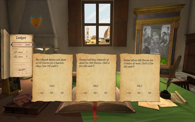 美術史のコースに影響を与えることができるスリリングなゲーム