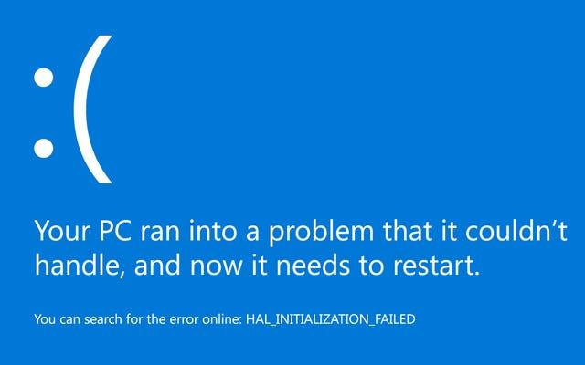 Cách sửa lỗi 'chkdsk' phá vỡ PC của Windows 10