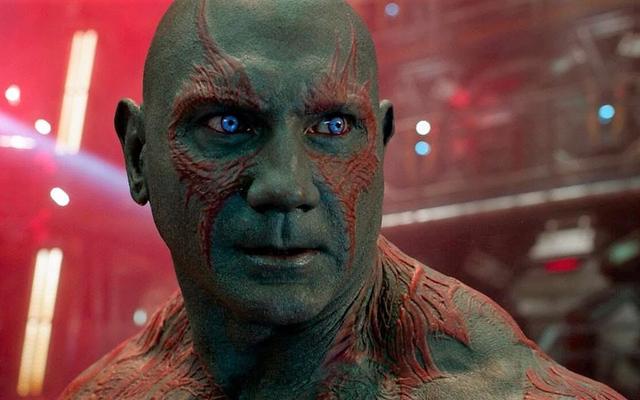 Incluso si Guardianes de la Galaxia Vol. 3 se logra, Dave Bautista no está seguro de querer volver