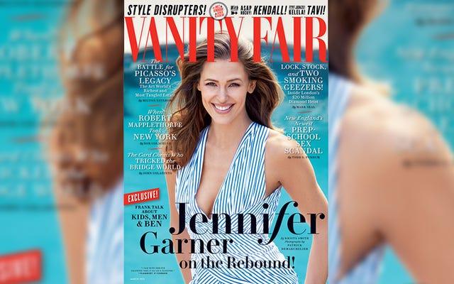Jennifer Garner habla de Nannygate, el tatuaje de Ben Affleck en la historia de portada de Wild VF: 'Él es el amor de mi vida'