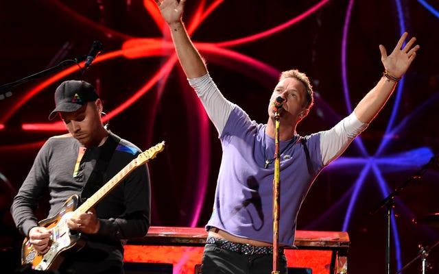 Coldplay Şimdi İyidir