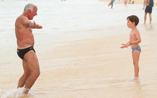 Por qué el tiempo de calidad con la abuela y el abuelo es bueno para sus hijos