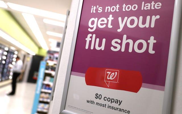 Прививка от гриппа в этом году эффективна на 36 процентов