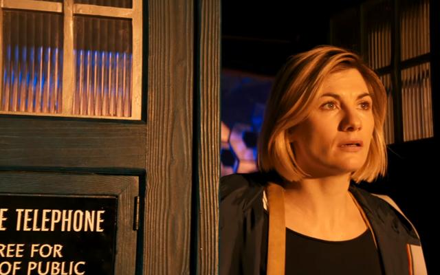 Doctor Who เผยการกลับมารับวันปีใหม่ในทีเซอร์ใหม่
