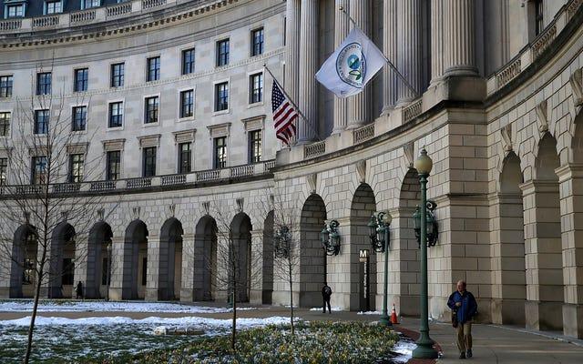 レポート:ホワイトハウスがEPAでスコット・プルイットの「ロイヤリスト」を起動、これが進歩だと思うことを願っています