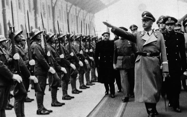ナチスが聖杯を求めてスペインに行ったとき