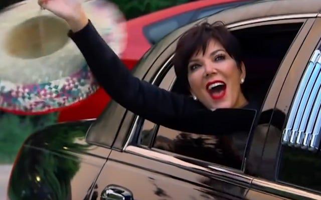 Célébration de Kris Jenner, la première famille de Mother of America