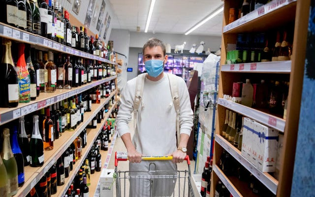 Il n'y a pas que vous - l'anxiété à l'épicerie est une réalité