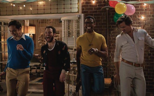 Netflix tái hợp dàn diễn viên Broadway của The Boys In The Band trong trailer cho bộ phim chuyển thể mới