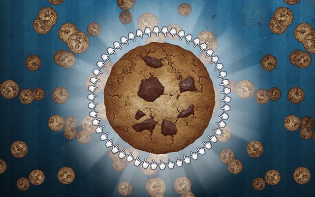 Cookie Clicker ได้รับการอัพเดตที่ใหญ่ที่สุด
