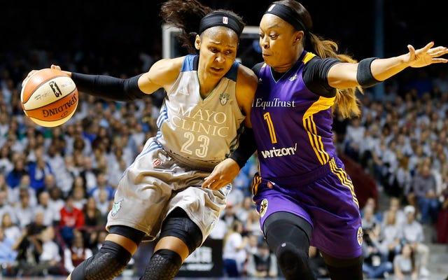 लिंक्स 2011 के बाद से चौथे WNBA शीर्षक के लिए स्पार्क्स को बंद कर देता है