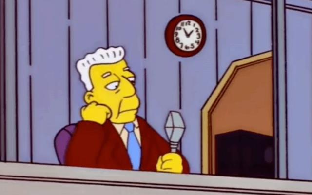 シンプソンズも今年のワールドカップを予測したかもしれません
