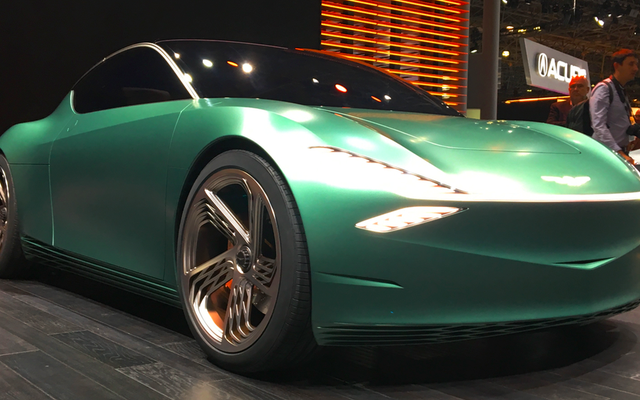Le concept Genesis Mint est un excellent design et j'espère qu'ils auront le courage de le construire