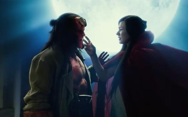 La nouvelle bande-annonce de Hellboy Red-Band est aussi joyeuse qu'elle est sanglante