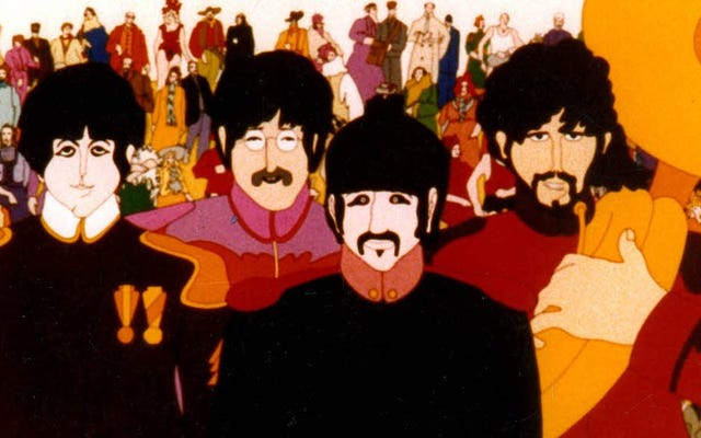 """Najczęściej pomijane kawałki Beatlesów, od """"All You Need Is Love"""" po """"Yellow Submarine"""""""