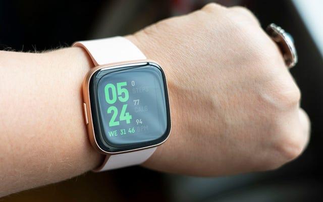 จะซื้ออะไรดีแทน Fitbit