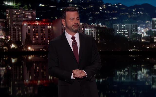 Dinge, die Jimmy Kimmels Baby laut Republikanern hätte tun sollen, um die Gesundheitsversorgung zu verdienen