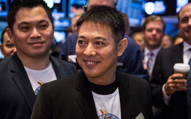 Le manager de Jet Li insiste sur le fait qu'il va bien après qu'une photo virale ose impliquer qu'il vieillit