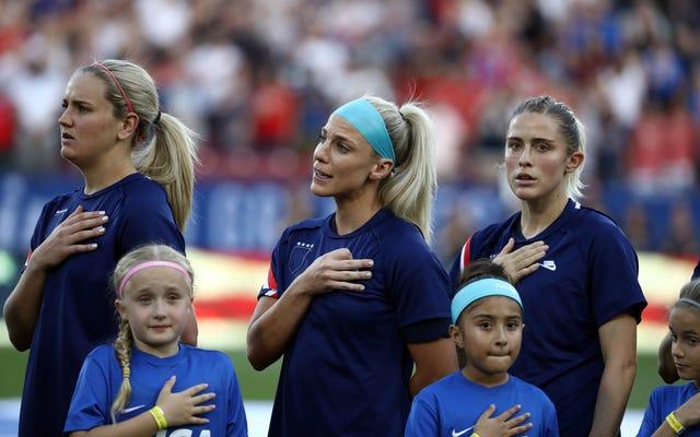 「女性は劣っている」という議論からのさらなる反撃—米国サッカーの最高法務責任者が辞任