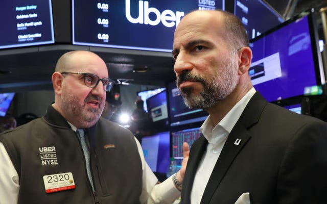 Selamat kepada Uber, IPO Berkinerja Terburuk dalam Sejarah Pasar Saham AS