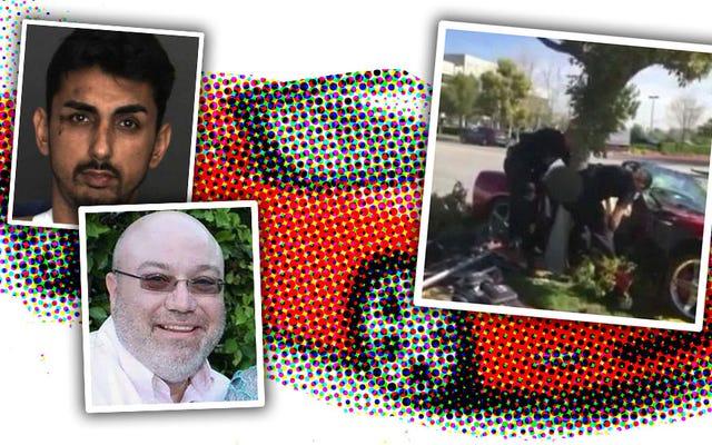 麻薬の男がコルベットの試乗中にカーマックスのセールスマンを殺す:警官