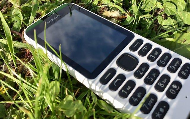 Comment enregistrer un message vocal important à partir d'un ancien téléphone?